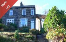 3 bed semi detached property in Bank Lane, Denby Dale...