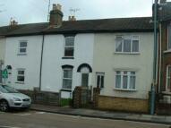 2 bed house in Duncan Road, Gillingham...