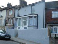 property in Victoria Road, Chatham...