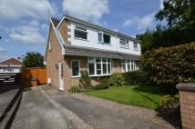3 bed semi detached property in Kinnerton Heights...