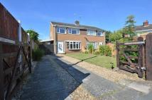 3 bed semi detached property for sale in Vale Close, Broughton...