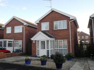 Detached house in Conway Close, Saltney