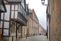 Town House to rent in White Friars, Chester