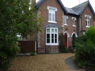 semi detached property to rent in Upton Park, Chester