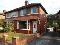 3 bed semi detached house in Lower Laith Avenue...