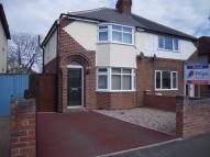 2 bed semi detached house to rent in Kingston Avenue, Wigston...