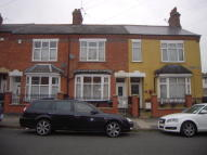Terraced home in Kimberley Road, Evington...