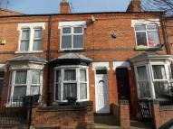 3 bed Terraced property in Norman Street, Leicester...