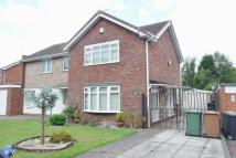 2 bed semi detached property for sale in Woodside Way...