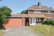2 bed semi detached property in King Charles Avenue...