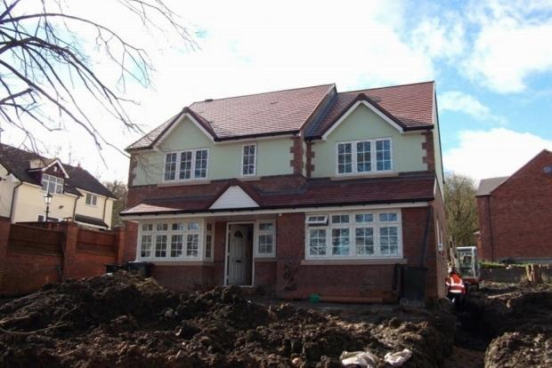 3 bedroom detached house for sale in mons hill woodsetton
