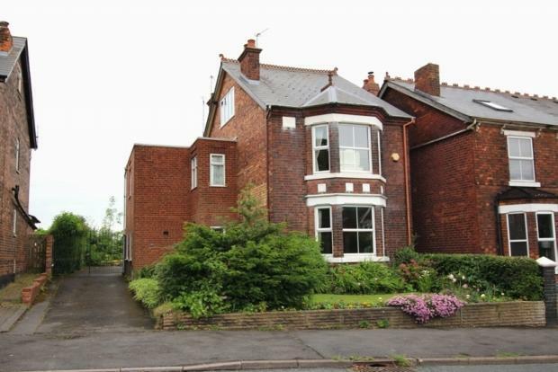 3 bedroom detached house for sale in wolverhampton road