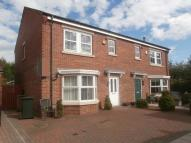 semi detached house for sale in Wiltshire Gardens...