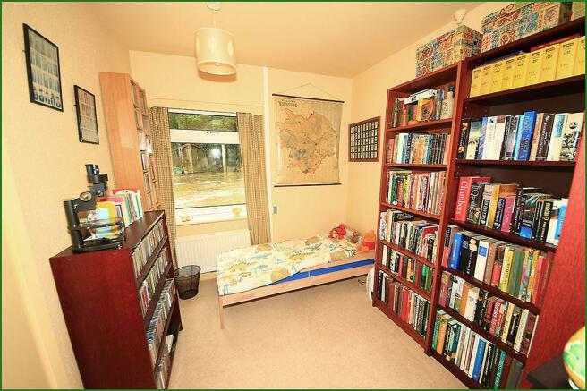4th bedroom/study