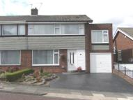4 bedroom semi detached property for sale in Oakfield Road, Whickham...