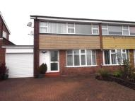 3 bedroom semi detached home in Lindale Avenue, Whickham...