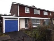 semi detached property for sale in The Leazes, Burnopfield...