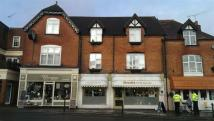 1 bed Apartment to rent in High Street, Bagshot...