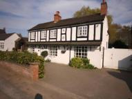5 bed home for sale in Audlem Road, Hankelow...