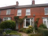 2 bed house in Wrexham Road, Whitchurch...
