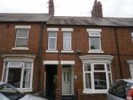 3 bedroom house in Worthington Street...