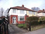 3 bedroom semi detached home for sale in Brinnington Road...
