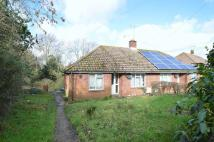 Semi-Detached Bungalow for sale in BRADING PO36 0DX