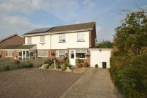 3 bed semi detached home in GODSHILL