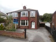 3 bed semi detached property for sale in Gorton Road, Willerby...