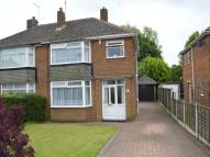semi detached property for sale in Lindum Drive, Wickersley...