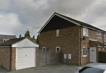 2 bedroom semi detached home in Frays Close...