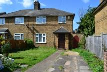 Yew Avenue semi detached house for sale