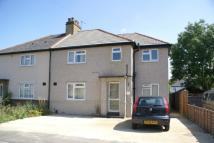 St Martins Road Ground Flat to rent