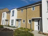 Terraced house in Evergreen Drive...