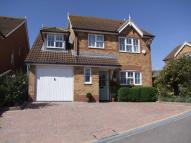 Detached property in Court Farm Road...