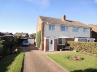 3 bed semi detached home in Stoney Haggs Road...
