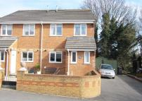 3 bed semi detached property for sale in Windsor Close, Bovington...