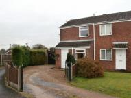 2 bedroom semi detached property for sale in Willow Close, Snaith...