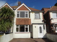 semi detached house in Churchdale Road...