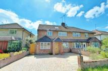 4 bedroom semi detached house in Hunters Chase...