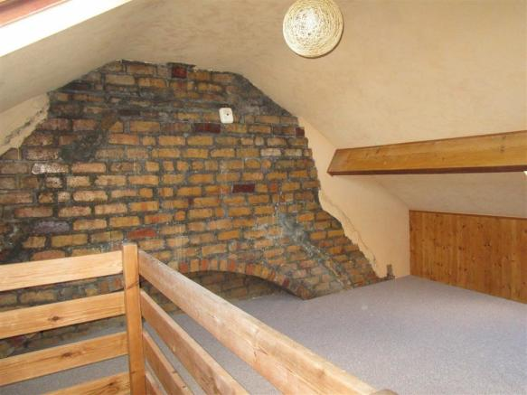 ATTIC/BEDROOM THREE