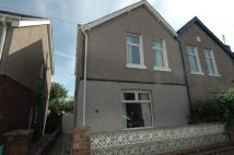 Dunoon Street semi detached house to rent