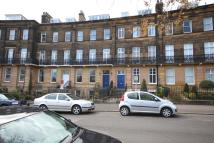 Flat for sale in The Crescent...