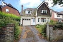 4 bed Detached home in 34 Goodby Road, Moseley...
