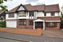 Detached house for sale in Upland Road, Birmingham...