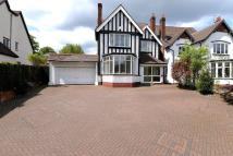 Detached house in 12 Russell Road, Moseley...