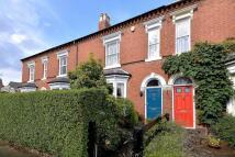 4 bed Terraced property in Margaret Road, Harborne...