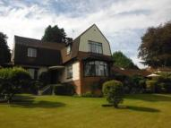 Detached house for sale in West Cross Lane, Mayals...