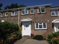 Terraced house in Palmyra Court, Norton...