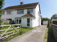 3 bed semi detached property for sale in Linkside Drive, Pennard...